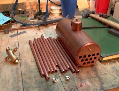 Steam Generating Plant