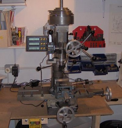 Milling Machine Dro System