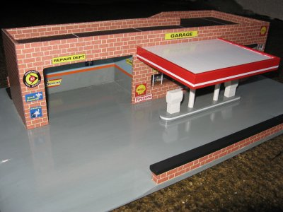 images of Wooden Toy Garage Plans