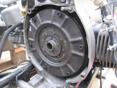 BMW Clutch and Flywheel Replacement