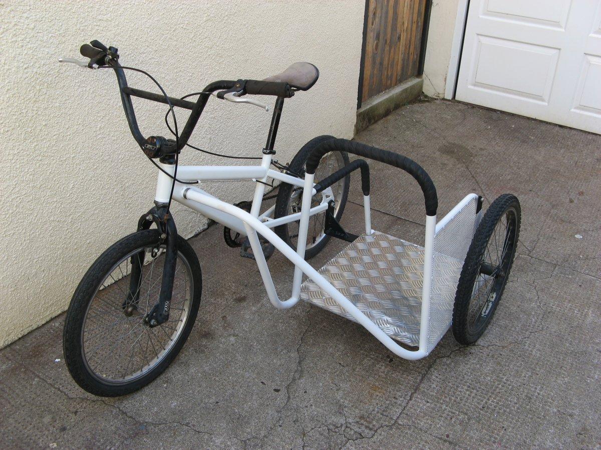Bmx Sidehack Sidecar
