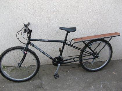 Long Tail Cargo Bike