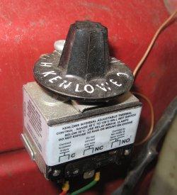 Saab 96 Electric Cooling Fan