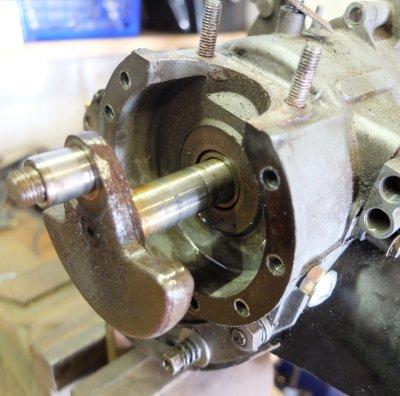 VeloSolex 3300 Engine Rebuild